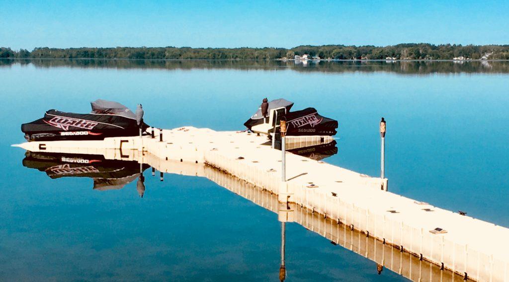 EZ Dock Orr Lake