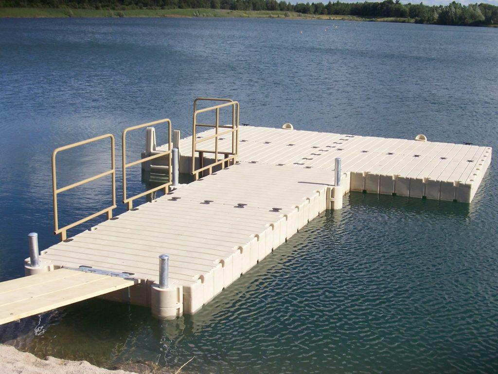 EZ Dock Universal Accessibility