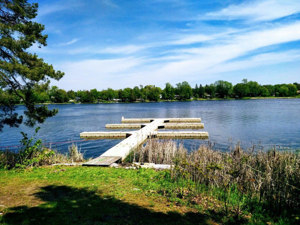 EZ Dock Pigeon Lake