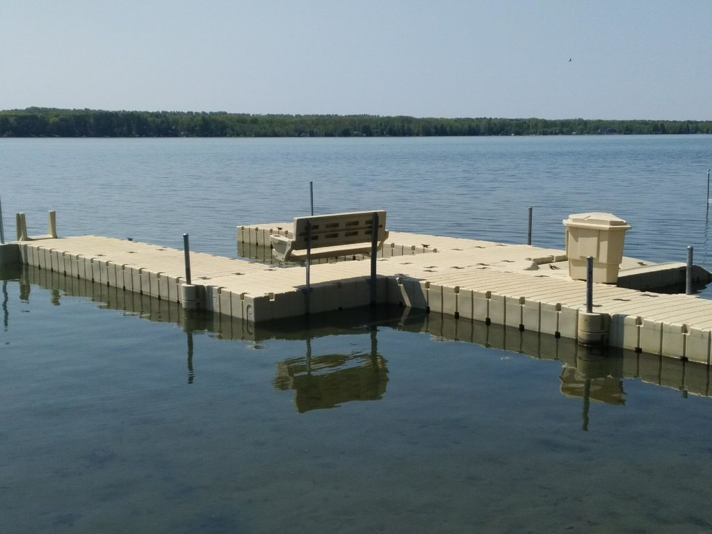 EZ Dock Orr Lake
