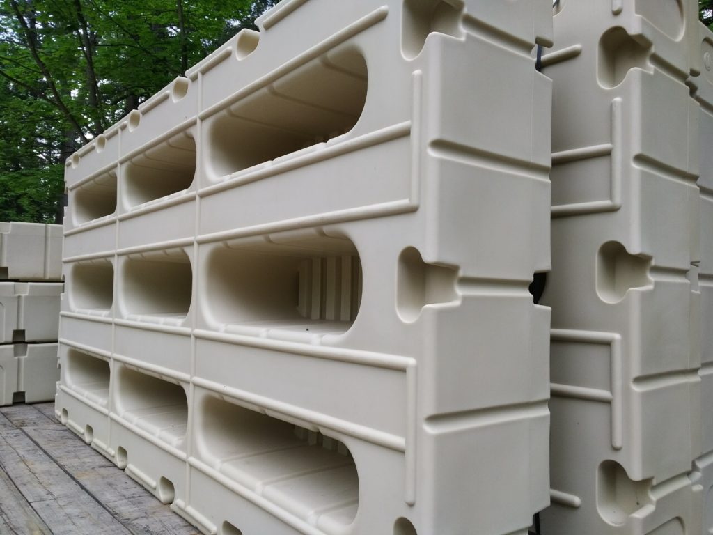 EZ Dock Single Mould