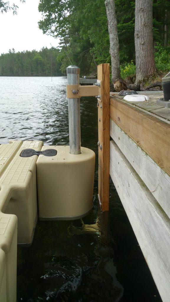 EZ Dock Bottomless Standoff