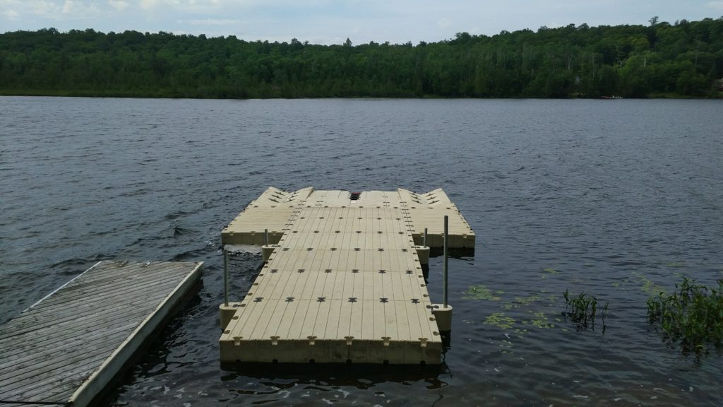 Modular Floating Docks are Scalable